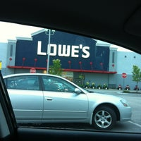 Photo taken at Lowe's Home Improvement by beckie l. on 6/28/2012