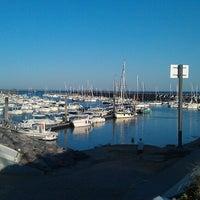 Photo taken at Jard-sur-Mer by Jacob R. on 8/10/2012