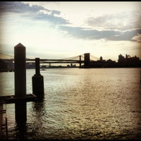 Photo taken at Seastreak Ferry - Pier 11 Terminal by Amber W. on 7/14/2012