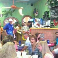 Photo taken at Mangos Mexican Café by Joshua B. on 8/19/2011