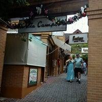 Foto tirada no(a) Via Campos por Carina B. em 12/28/2011