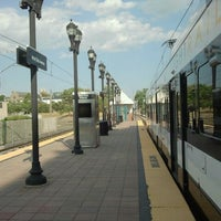 Photo taken at NJT - West Side Avenue Light Rail Station by The Official Khalis on 8/19/2011