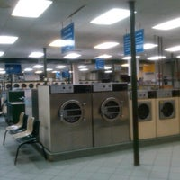 Photo taken at Super Clean Laundromant by Scruff L. on 1/15/2012