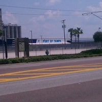 Photo taken at Tampa Port Authority by Eeryn F. on 9/17/2011