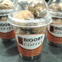 Photo taken at Biggby Coffee by Josie R. on 1/21/2012