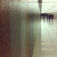 Photo taken at Terminal 3 by Scott M. on 1/26/2012