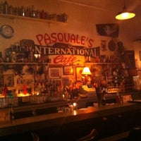Photo taken at Pasquale's by Lara T. on 12/28/2011