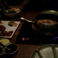 Photo taken at The Melting Pot - St. Louis - University City by Shawn F. on 11/19/2011