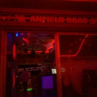 Photo taken at Anfield Bar by Güven N. on 6/6/2012