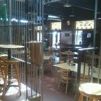 Photo taken at Prison Brews Brewery & Restaurant by mizzbrowneyez k. on 3/14/2012