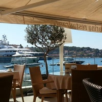 Photo taken at Adriana, hvar spa hotel by Matt B. on 7/28/2012