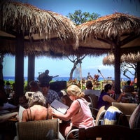 Photo taken at Hula Grill Kaanapali by Brent B. on 5/2/2012