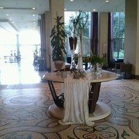 Photo taken at Makedonia Palace by Mary L. on 7/10/2012