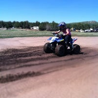 Photo taken at Zion Ponderosa Ranch Resort by Trent G. on 9/13/2012