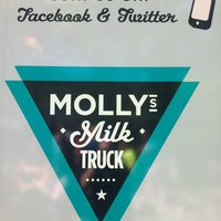 Photo taken at Molly's Milk Truck by Kyle W. on 5/20/2012