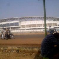 Photo taken at Tamale Stadium by Kofi N. on 12/14/2011