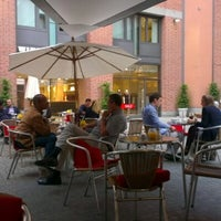 Photo taken at Bar Restaurant Dukatz by Saad A. on 7/11/2012