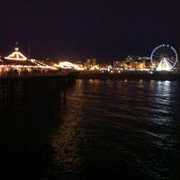 Photo taken at Brighton Palace Pier by Gavin S. on 1/8/2012