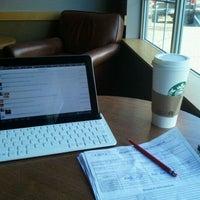 Photo taken at Starbucks by George W. on 10/16/2011