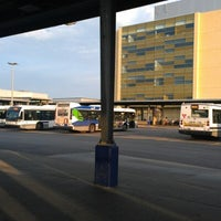 Photo taken at AMT Terminus Montmorency by Audrey F. on 8/14/2012