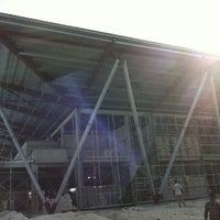 Photo taken at Convention Center by Ibbe S. on 7/28/2011