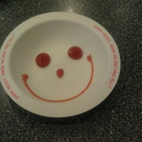 Photo taken at Johnny Rockets by Christine O. on 1/11/2012