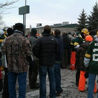 Photo taken at Brett Favre's Hall of Fame Chophouse by Rob R. on 1/15/2012