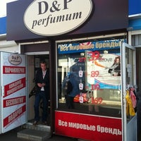 Photo taken at D&P Perfumum by Ibra on 9/26/2011