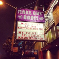 Photo taken at Make-Out Room by Greg B. on 8/4/2012