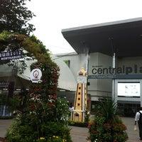 Photo taken at CentralPlaza Rattanathibet by Piyanuch N. on 7/18/2012