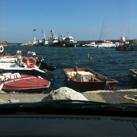Photo taken at Selimpaşa Liman by Kadir A. on 9/5/2012