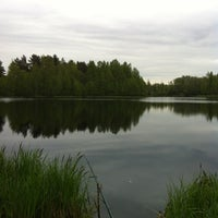 Photo taken at Река Грузинка by Владимир Щ. on 5/26/2012