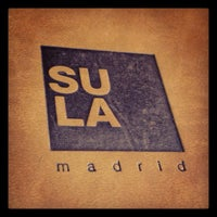 Photo taken at Restaurante Sula by Yigal G. on 5/26/2012