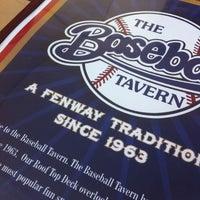 Photo taken at The Baseball Tavern by Sarah T. on 4/20/2012