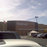 Photo taken at Walmart Supercenter by Derek M. on 8/7/2012