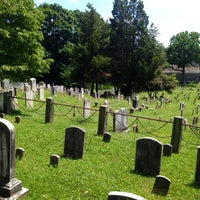 Photo taken at Sleepy Hollow Cemetery by Gary W. on 6/24/2012