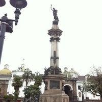 Foto tomada en Plaza Grande por Verry Listyo Y. el 6/20/2012