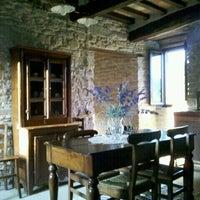 Photo taken at La Casa Del Mandorlo - Relais by Federico on 7/6/2012