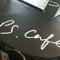 Photo taken at PS.Cafe by Huiwen N. on 4/21/2012