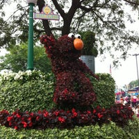 Photo taken at Sesame Place by Peter N. on 6/22/2012