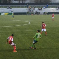Photo taken at Starfire Sports by Greg G. on 4/11/2012