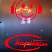 Photo taken at Chapiteau by Filip D. on 6/10/2012
