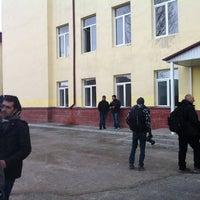 Photo taken at школа №5 | სკოლა #5 by Max B. on 3/25/2012