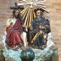 Photo taken at Catedral de Nuestra Señora de la Pobreza de Pereira by Marine L. on 6/14/2012