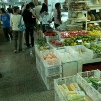 Photo taken at Mercado Municipal de Atibaia by Marcos A. on 4/28/2012