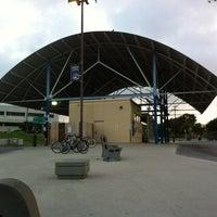 Photo taken at VIA Bus Randolph Park & Ride by Antonio C. on 7/28/2012