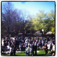 Foto tirada no(a) Titus Sparrow Park por sɐןoɥɔıu ן. em 4/7/2012