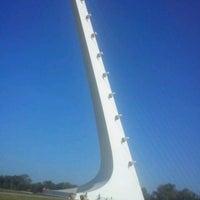 Photo taken at Sundial Bridge by Jennifer H. on 5/19/2012
