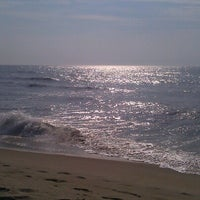 Photo taken at Ocean City Beach by Stacey A. on 7/18/2012