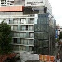 Photo taken at Sathorn Heritage Hotel by SuperTramp M. on 9/11/2012